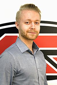 Henkilökuva automyyjä - Jani Nurminen